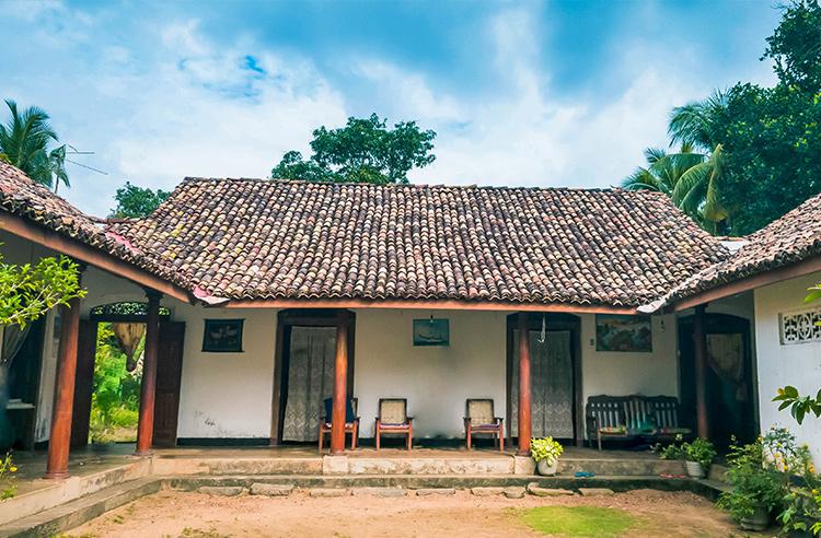 Ancestral Four Bedroom House